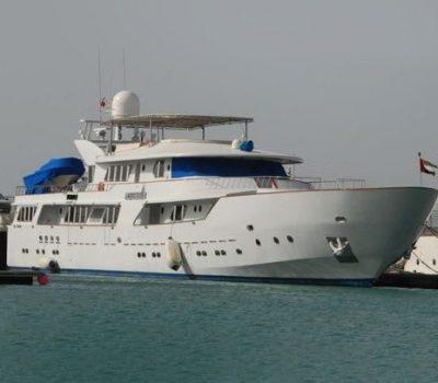 Full re-fair by Blue Fin in Dubai.