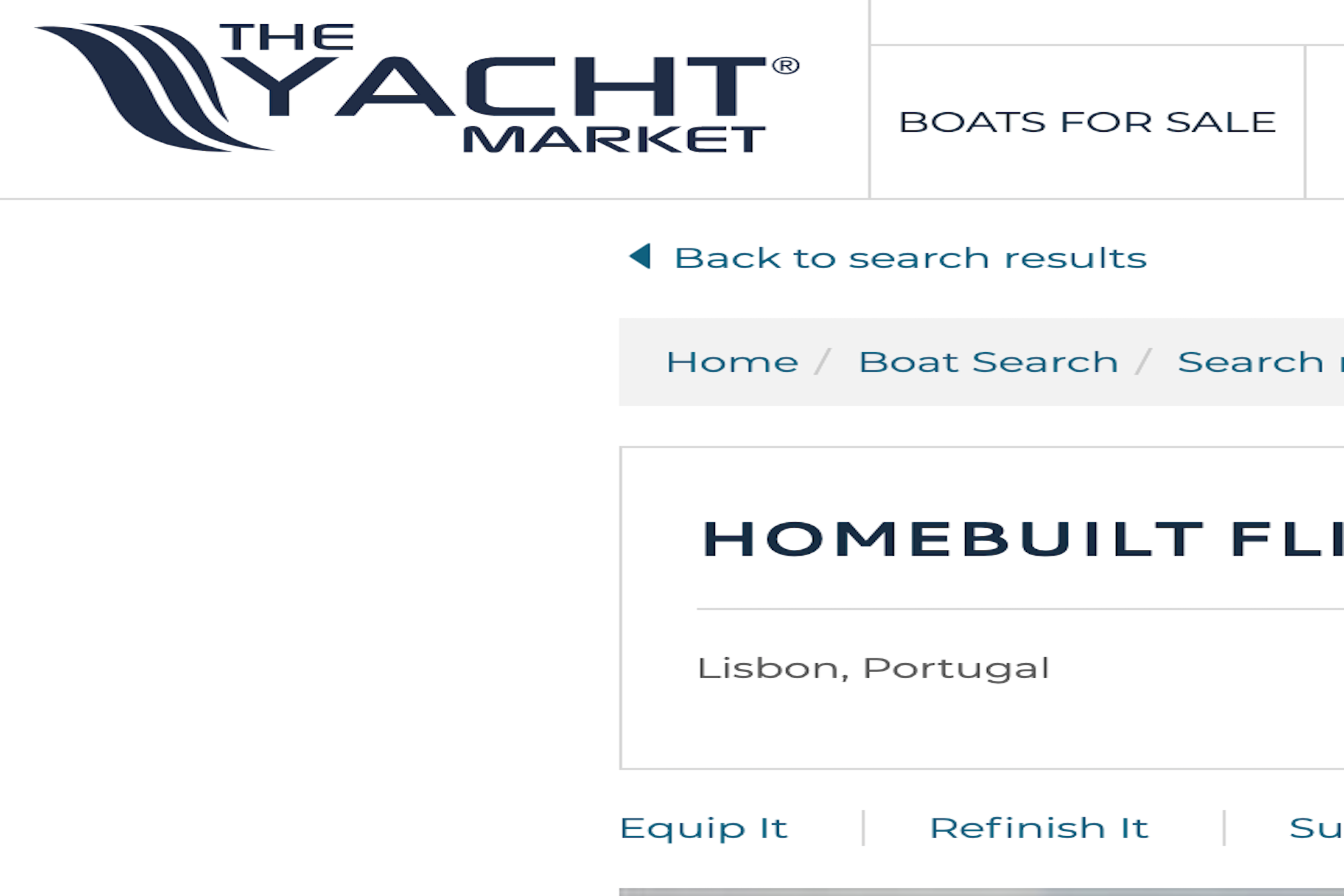 Blue Fin commences promo partnership with The Yacht Market