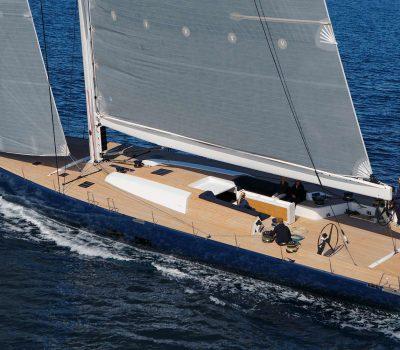 Blue Fin Yachts full repaint.