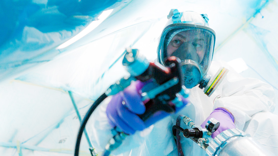 Blue Fin tests new marine coatings